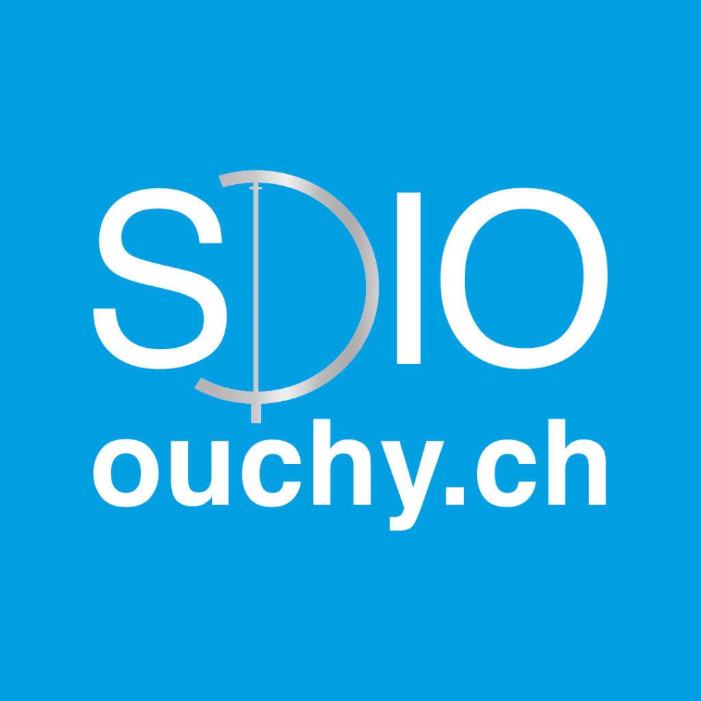 Logo SDIO Ouchy, société de développement des intérêts d'Ouchy.